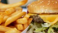 تناول الأطعمة الجاهزة يزيد من خطر الاكتئاب