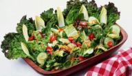 في الطعام الطبيعي: ألوان أكثر يعني صحة أفضل