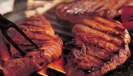 تناول اللحوم المشوية مرتبط بمشاكل السمنة و السكري