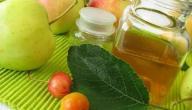 استخدامات طبية لخل التفاح