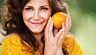 فوائد بعض الفواكه على الجلد