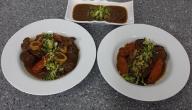 أوسوبوكو جريمولاتا من المطبخ الإيطالي