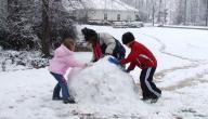 طرق الوقاية من الاصابات في الظروف الثلجية