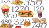 حقيقة خلو أطعمة من السعرات الحرارية