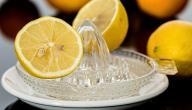 الليمون مع الملح لوقف الصداع النصفي