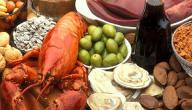 مصادر الفسفور في الغذاء