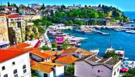 الأماكن السياحية في أنطاليا