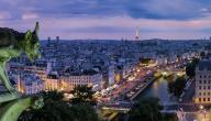 أبرز المعالم السياحية في باريس