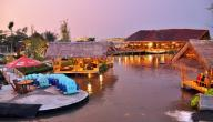 معلومات عن مدينة بوكور السياحية