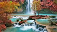 أسماء الشلالات في العالم
