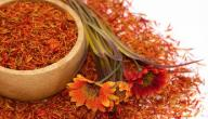 الاستخدامات والفوائد الطبية لنبات العصفر