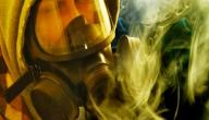 استخدامات الغازات السامة في الحروب