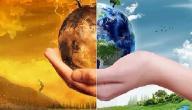 تأثير التغيرات المناخية على البشر