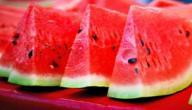 فوائد البطيخ الأحمر لمرضى السكري