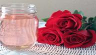كيفية صنع ماء الورد