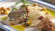 طريقة عمل الطحينة للسمك