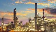 مراحل عملية تكرير النفط