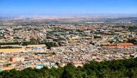 معلومات عن مدينة تلمسان
