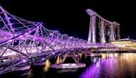 معلومات عن الجسر الحلزوني