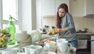 كيفية ترتيب المطبخ بسهولة