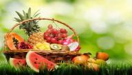 فوائد الفواكه الاستوائية