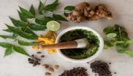 علاج الرشح بالأعشاب