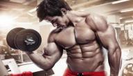 فوائد الجلوتامين لكمال الأجسام