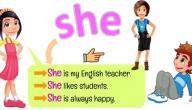 أنواع الضمائر في اللغة الإنجليزية