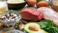 أهم الأطعمة الغنية بالبروتين