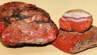 معلومات عن الصخور النارية