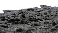 معلومات عن الصخور البركانية