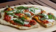 طريقة عمل بيتزا مارجريتا
