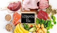 معلومات عن فيتامين ب6