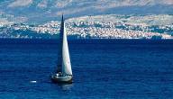 معلومات عن البحر الأبيض المتوسط