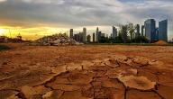 أضرار الاحتباس الحراري