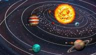 ترتيب الكواكب حسب بعدها عن الشمس