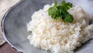 أضرار الأرز