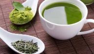 فوائد شاي الماتشا للتنحيف