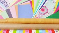أنواع الورق واستخداماته