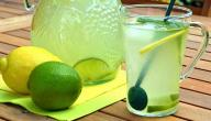 فوائد الليمون بالنعناع للتخسيس