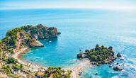 أكبر جزيرة في البحر الأبيض