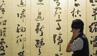 تاريخ اللغة الصينية