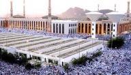 لماذا سمي مسجد نمرة بهذا الاسم