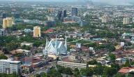 معلومات عن مدينة سيبو