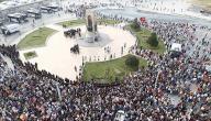 معلومات عن ميدان تقسيم في تركيا