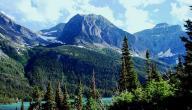 أين تقع جبال الروكي