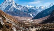 كيف تشكلت جبال الهيمالايا