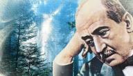قصيدة الربيع لأحمد شوقي