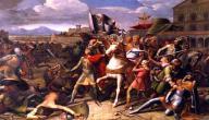 أول معركة انتصر فيها المسلمون على الروم