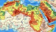 بحث عن الوطن العربي